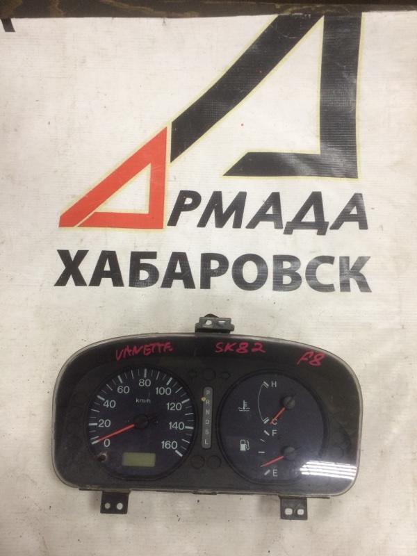 Панель приборов Nissan Vanette SK82 F8 (б/у)