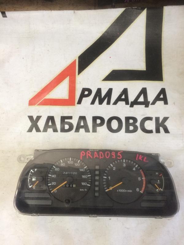 Панель приборов Toyota Land Cruiser Prado KZJ90 1KZ (б/у)