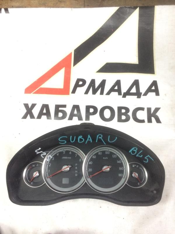 Панель приборов Subaru Legacy BL5 EJ20 (б/у)