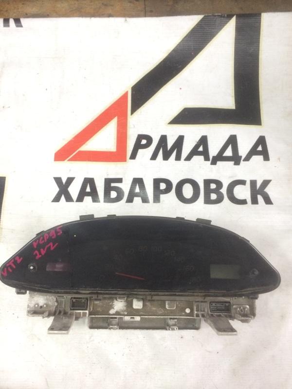Панель приборов Toyota Vitz NCP95 2NZ (б/у)