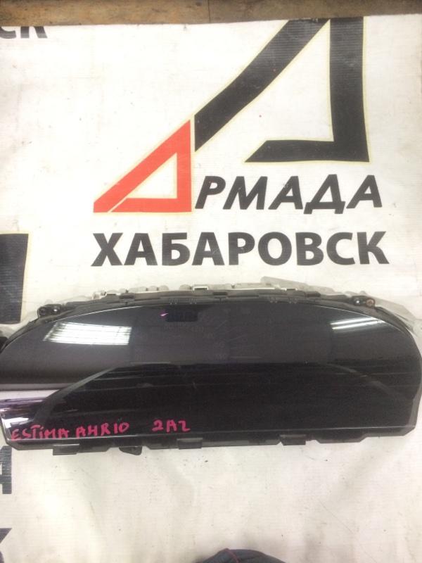 Панель приборов Toyota Estima AHR10 2AZ (б/у)