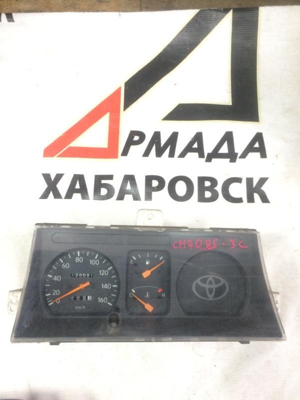 Панель приборов Toyota Town Ace CM70 3C (б/у)