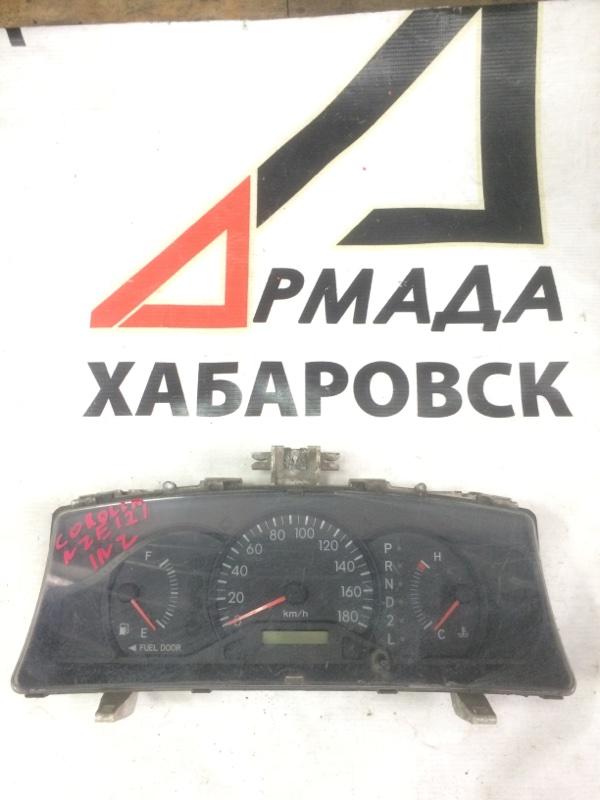 Панель приборов Toyota Corolla NZE121 1NZ (б/у)