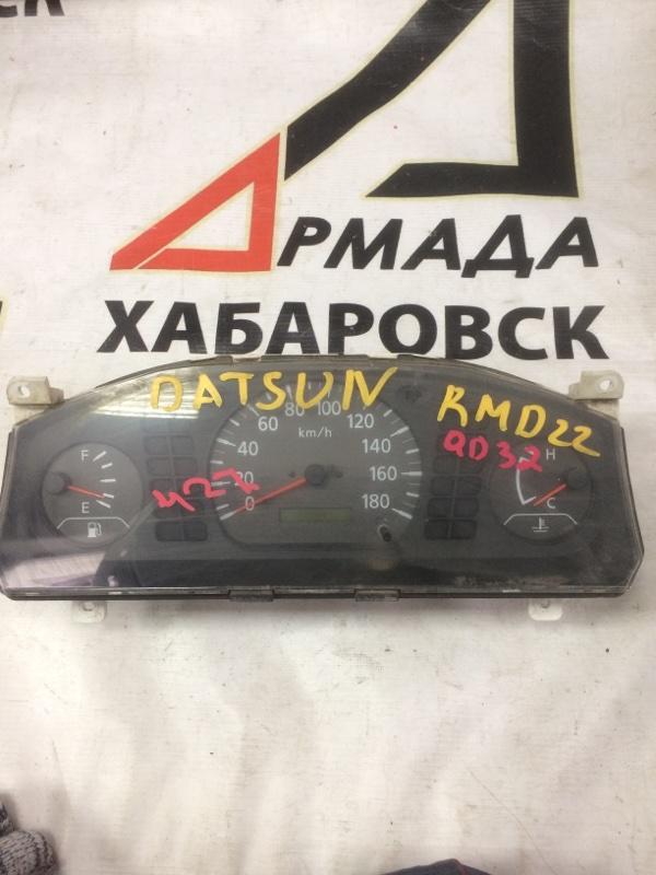 Панель приборов Nissan Datsun RMD22 QD32 (б/у)