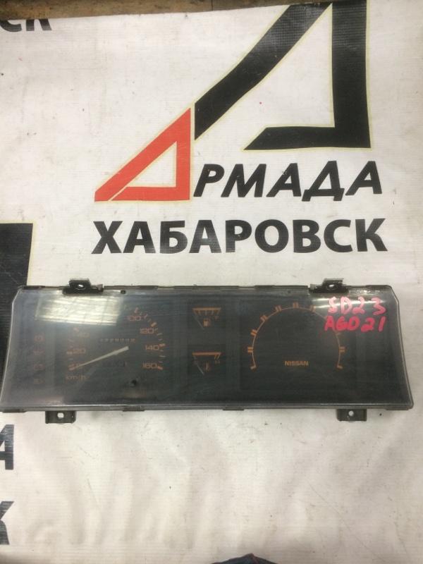 Панель приборов Nissan Datsun AGD21 SD23 (б/у)