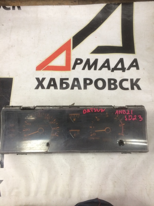 Панель приборов Nissan Datsun AMD21 SD23 (б/у)