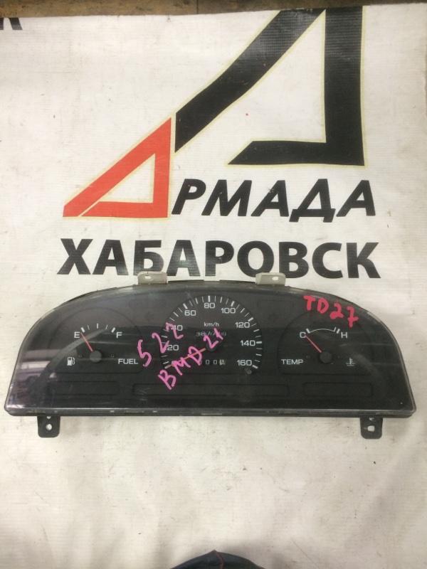 Панель приборов Nissan Datsun LBMD21 TD27 (б/у)