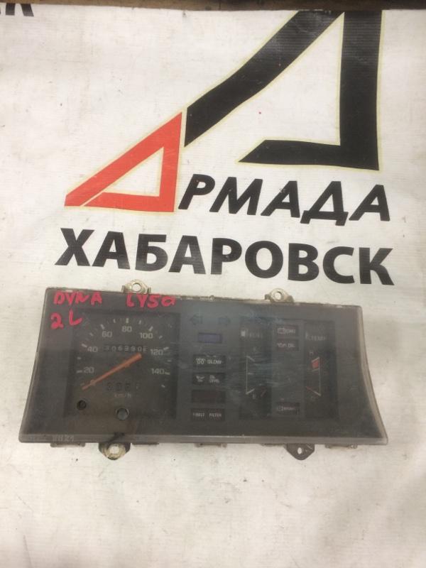 Панель приборов Toyota Dyna LY50 2L (б/у)