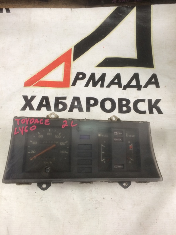 Панель приборов Toyota Dyna LY60 2L (б/у)