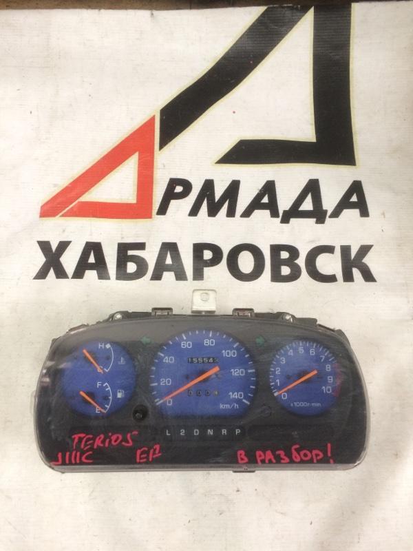 Панель приборов Daihatsu Terios Kid J111C EF (б/у)