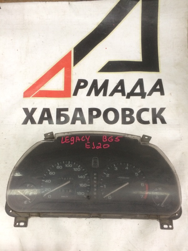 Панель приборов Subaru Legacy BG5 EJ20 (б/у)