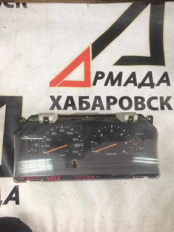 Панель приборов Mitsubishi Delica P25W 4D56 (б/у)