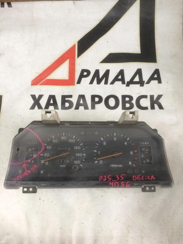 Панель приборов Mitsubishi Delica P35W 4D56 (б/у)