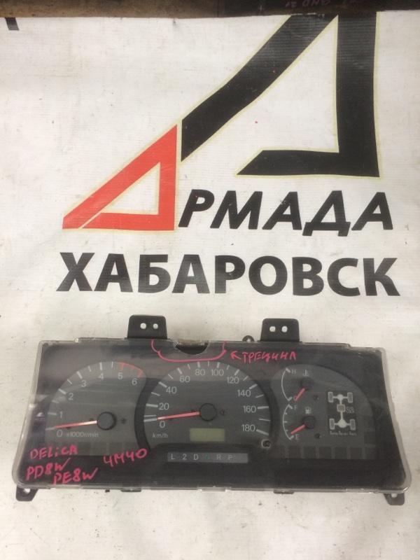 Панель приборов Mitsubishi Delica PD8W 4M40 (б/у)