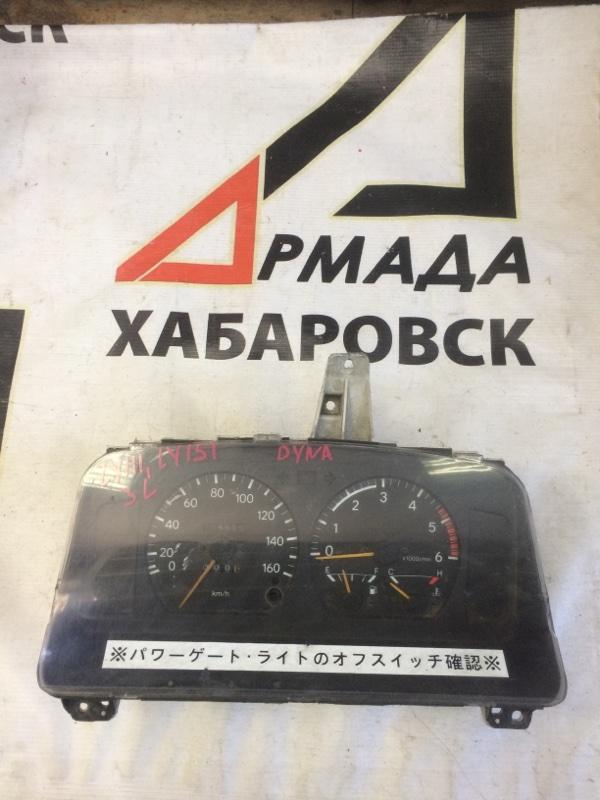 Панель приборов Toyota Dyna LY111 3L (б/у)