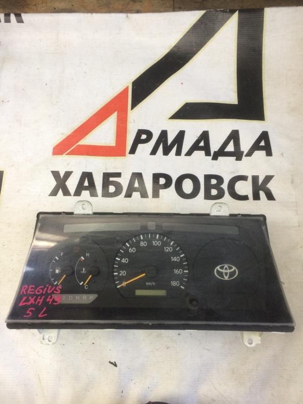 Панель приборов Toyota Regius LXH49 5L (б/у)
