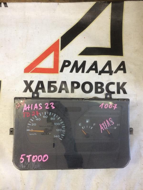 Панель приборов Nissan Atlas F23 TD27 (б/у)