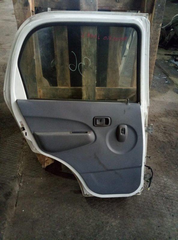 Петля дверная Daihatsu Terios Kid J111A EF задняя левая (б/у)