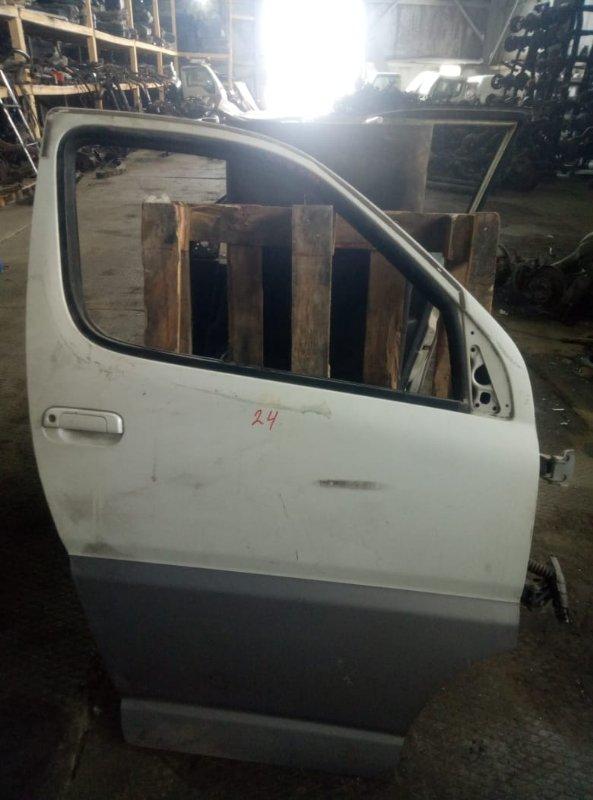 Дверь Toyota Hiace Regius KCH46 1KZ передняя правая (б/у)