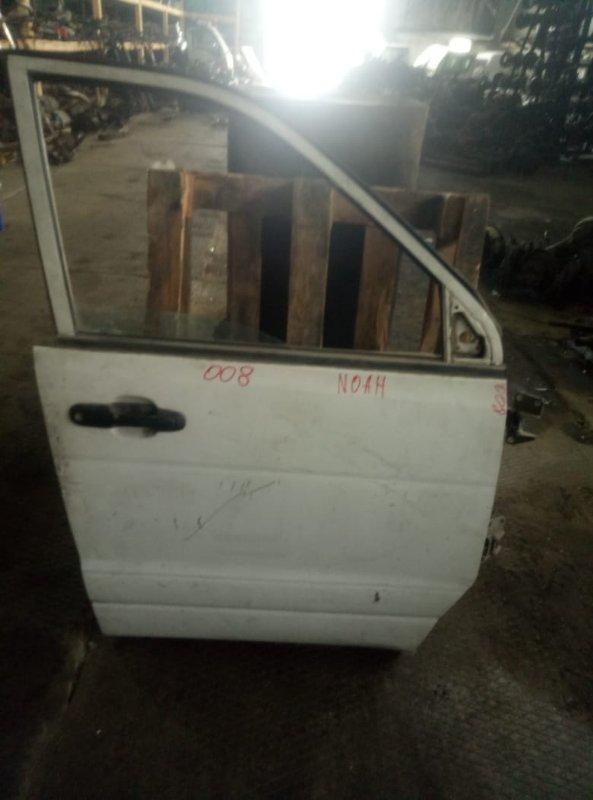 Дверь Toyota Noah CR50 передняя правая (б/у)