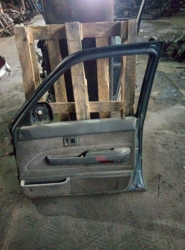 Ручка двери внутренняя Toyota Hilux Surf KZN130 1KZ передняя правая (б/у)