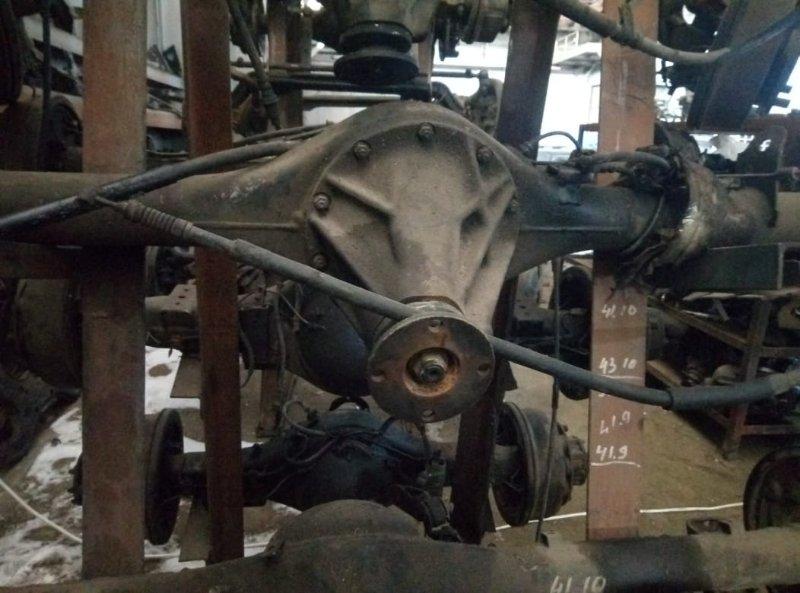 Чулок моста Toyota Estima TCR20 2TZ задний (б/у)