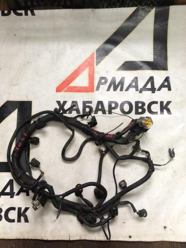 Коса двс Isuzu Elf APR71 4HG1 (б/у)