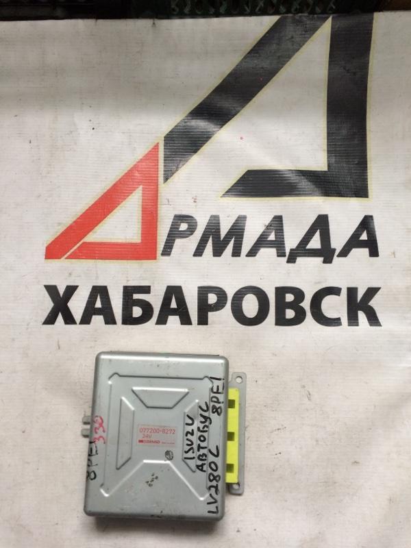 Блок управления efi Isuzu Bus LV280 8PE1 (б/у)
