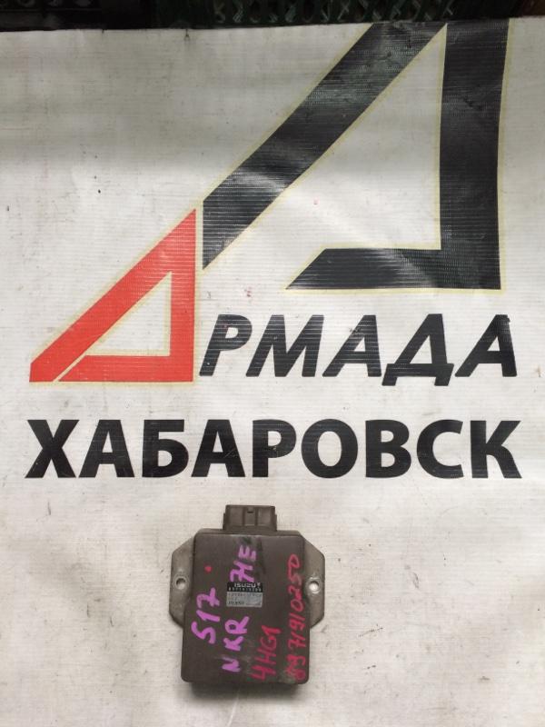 Блок управления форсунками Isuzu Elf NKR71E 4HG1 (б/у)
