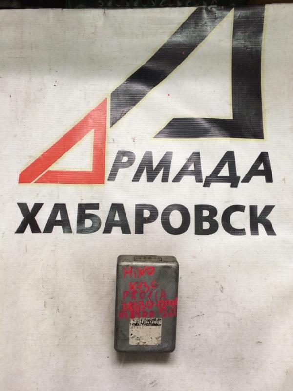 Блок управления Hino Profia FW1FWB K13C (б/у)