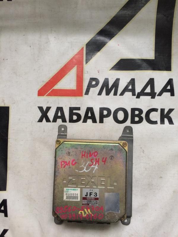 Блок управления efi Hino Profia SH4 F21C (б/у)