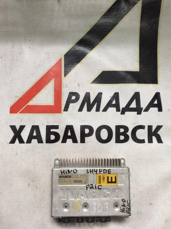 Блок управления Hino Profia SH4 F21C (б/у)