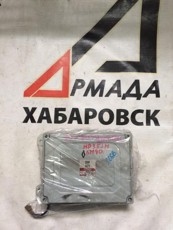 Блок управления efi Mitsubishi Fuso MP35JM 6M70 (б/у)