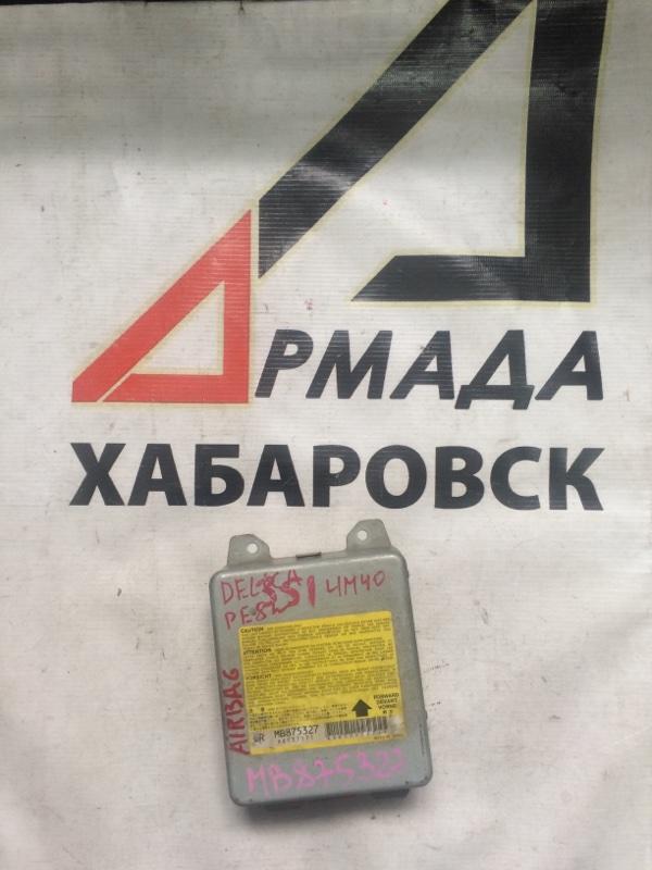 Блок управления airbag Mitsubishi Delica PE8W 4M40 (б/у)