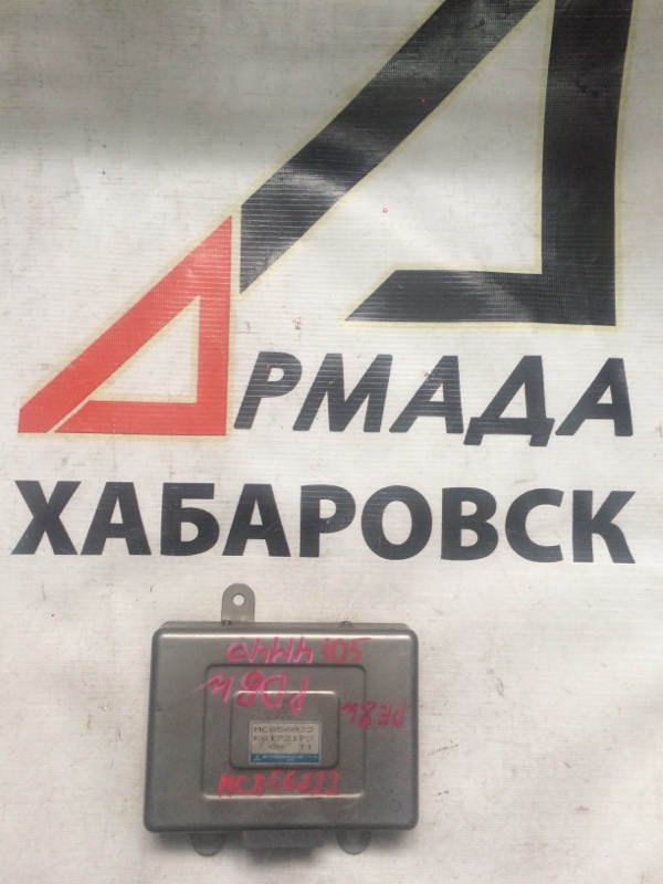 Блок управления свечами накала Mitsubishi Delica PD8W 4M40 (б/у)