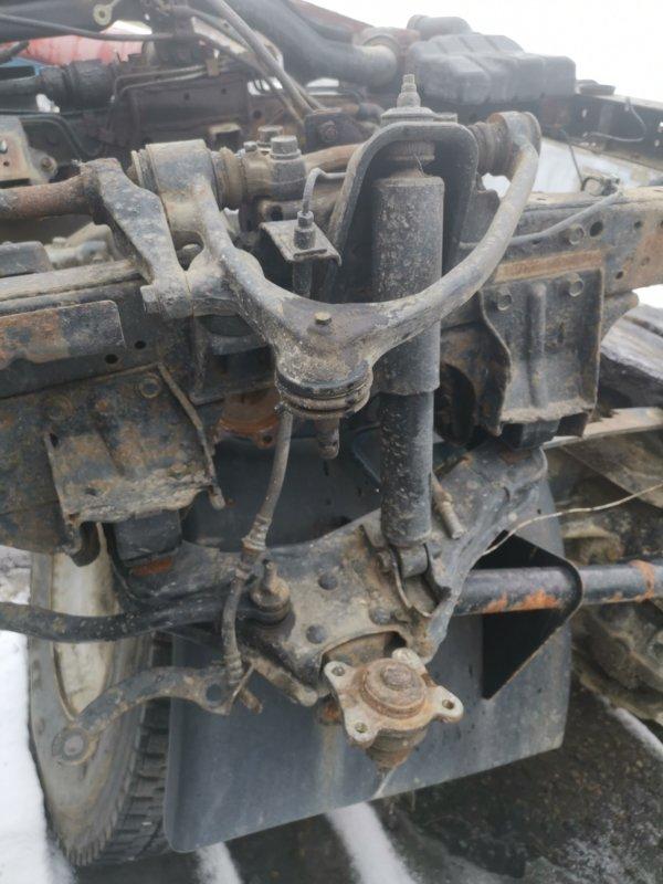 Рычаг Toyota Dyna LY162 5L передний правый верхний (б/у)