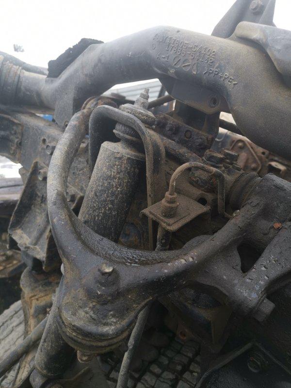 Рычаг Toyota Dyna LY162 5L передний левый нижний (б/у)