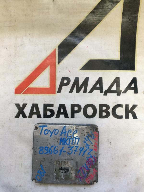 Блок управления efi Toyota Toyoace XZU388 N04C (б/у)