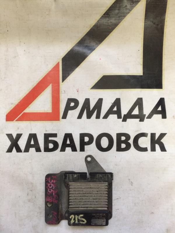 Блок управления форсунками Toyota Dyna XZU388 N04C (б/у)