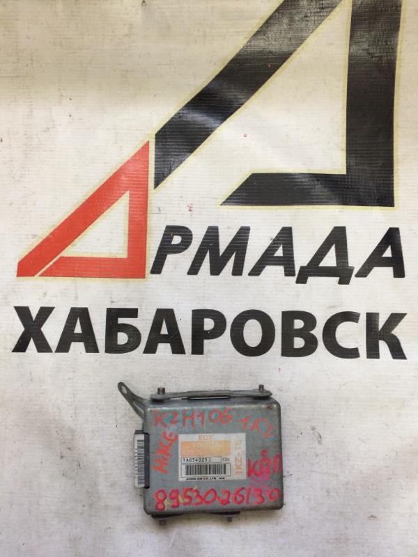 Блок переключения кпп Toyota Hiace KZH106 1KZ (б/у)