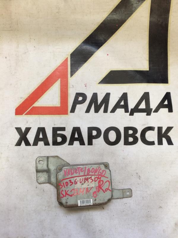 Блок переключения кпп Nissan Vanette SK22MN R2 (б/у)