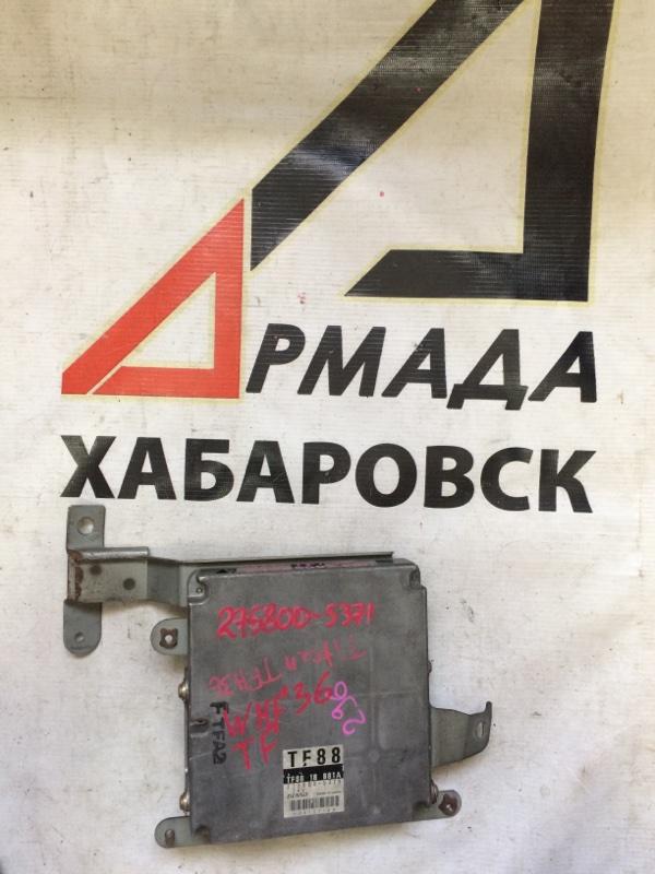 Блок управления efi Mazda Titan WHF36 TF (б/у)