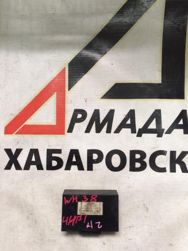Блок управления Mazda Titan WH38 4HF1 (б/у)
