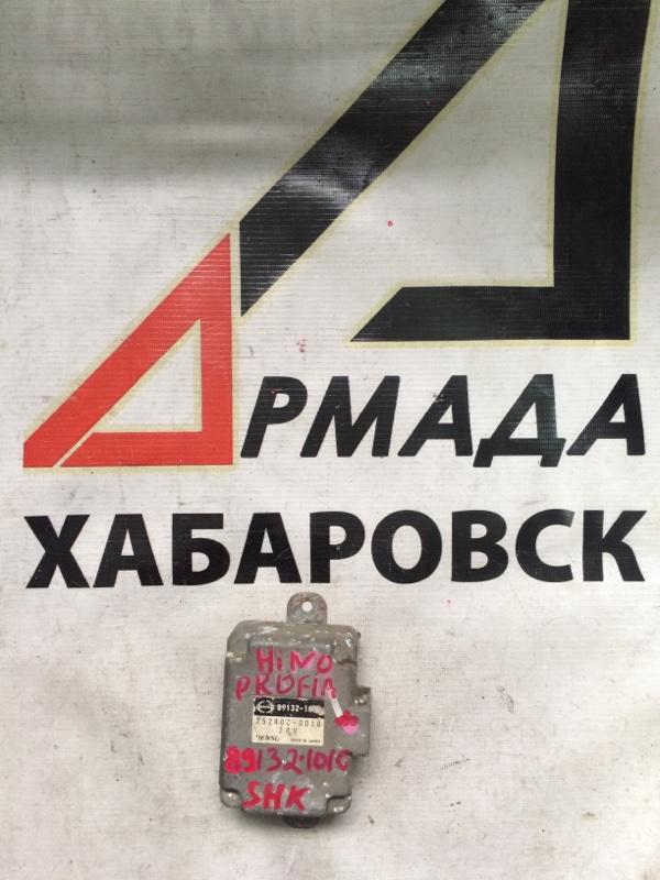 Блок управления Hino Profia SH1 K13C (б/у)