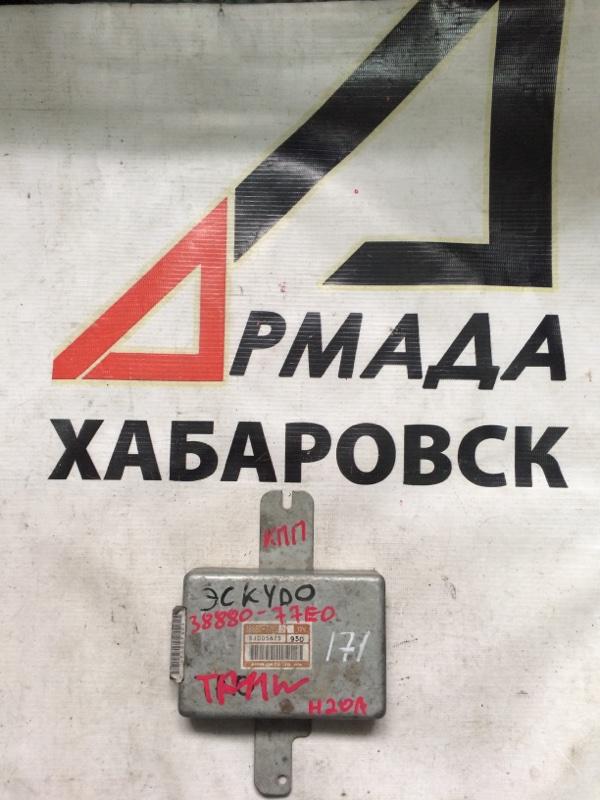 Блок переключения кпп Suzuki Escudo TF11W H20A (б/у)