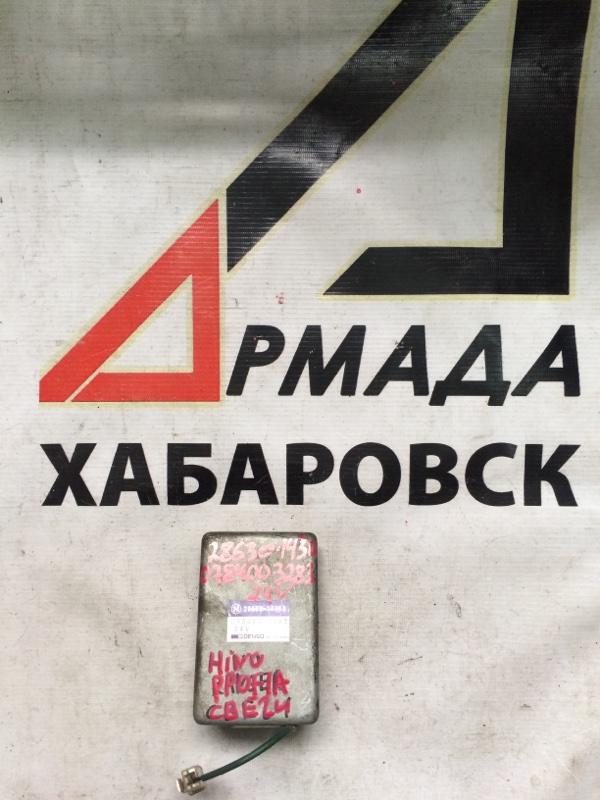 Блок управления свечами накала Hino Profia FS3 F20C (б/у)