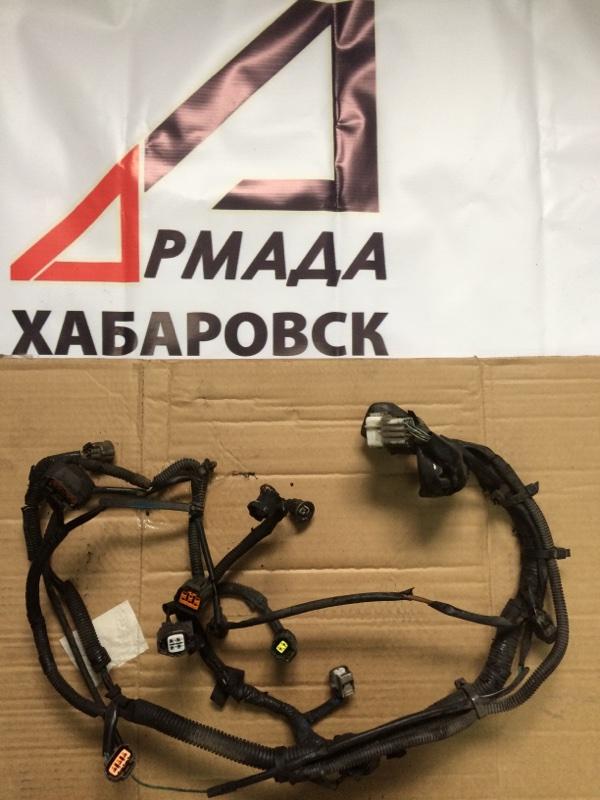 Коса двс Isuzu Elf NKR66 4HF1 (б/у)