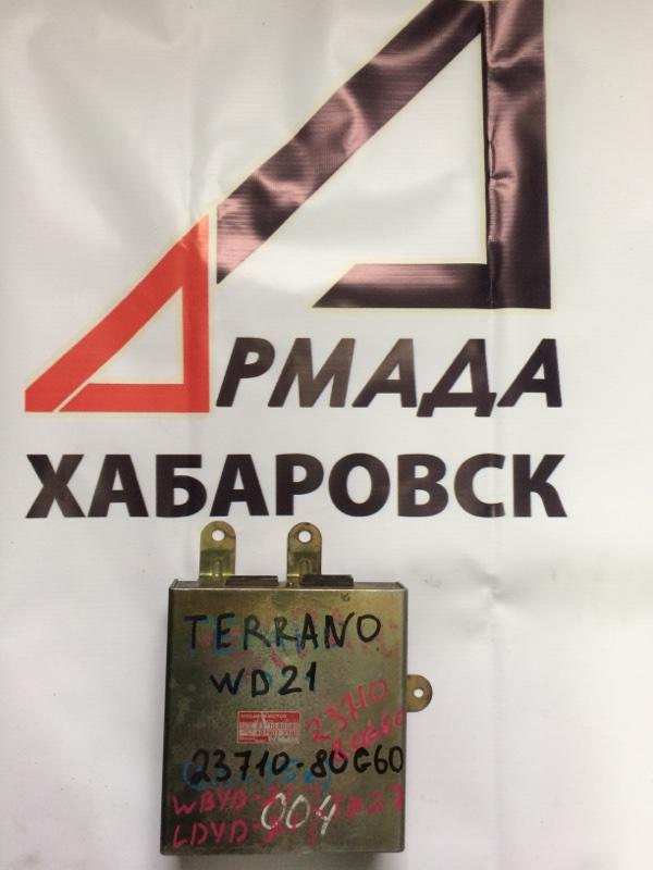 Блок управления efi Nissan Terrano LBYD21 TD27 (б/у)