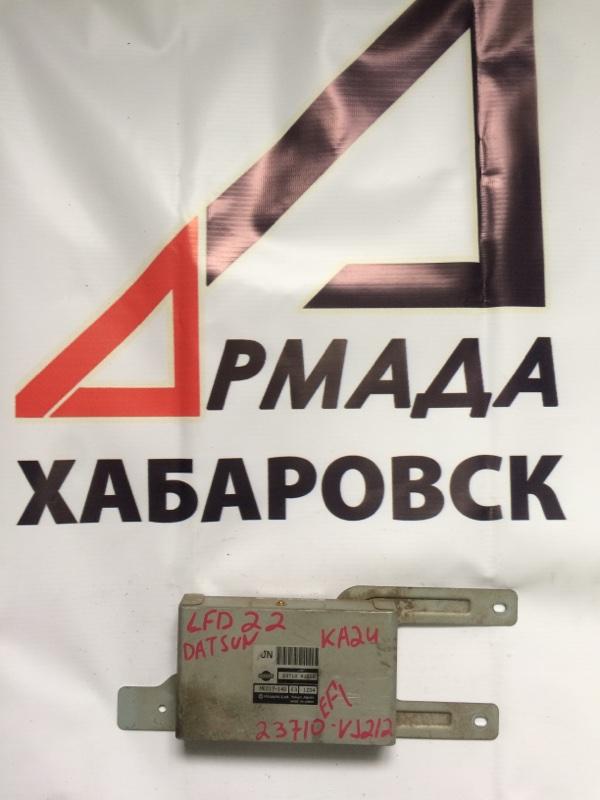 Блок управления efi Nissan Datsun LFD22 KA24 (б/у)