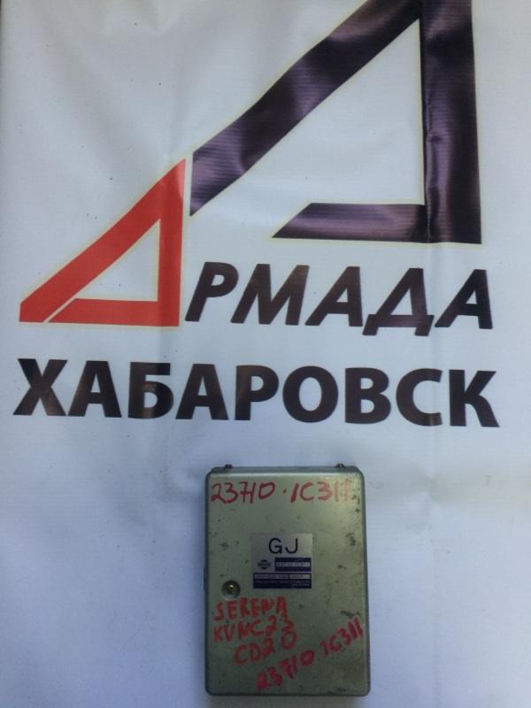 Блок управления efi Nissan Serena KVNC23 CD20 (б/у)